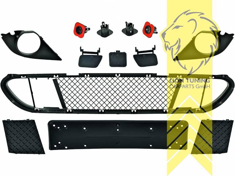 zubeh rkit gitter f r bmw e60 limousine e61 touring f r m. Black Bedroom Furniture Sets. Home Design Ideas