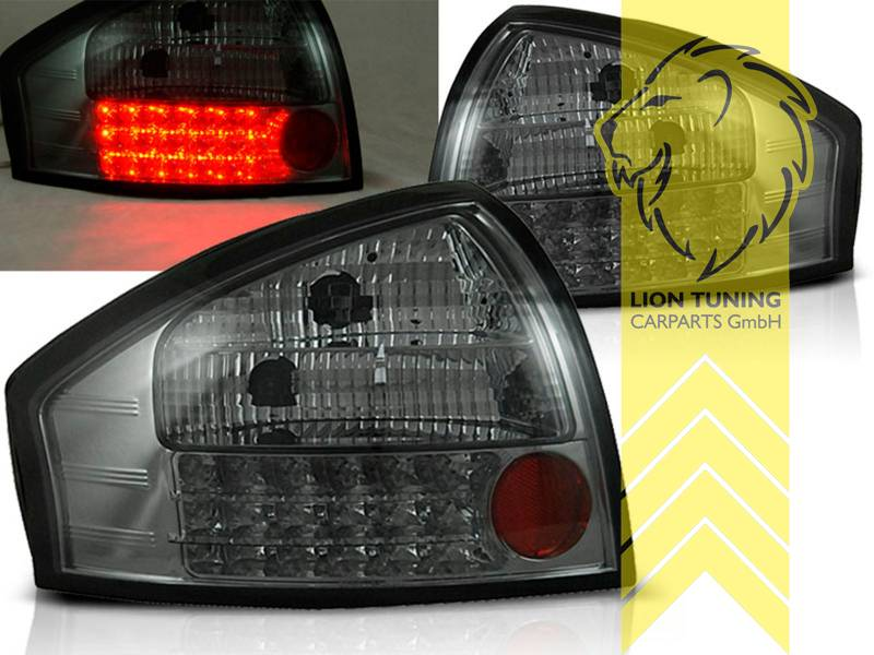 LED Rückleuchten Heckleuchten für Audi A6 C5 4B Limousine