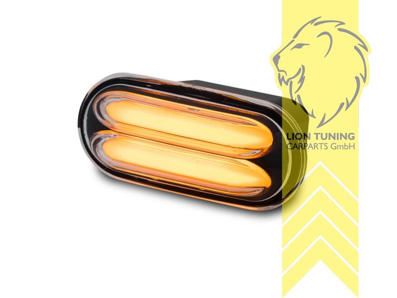 led light bar seitenblinker f r vw golf 3 vento golf 4. Black Bedroom Furniture Sets. Home Design Ideas