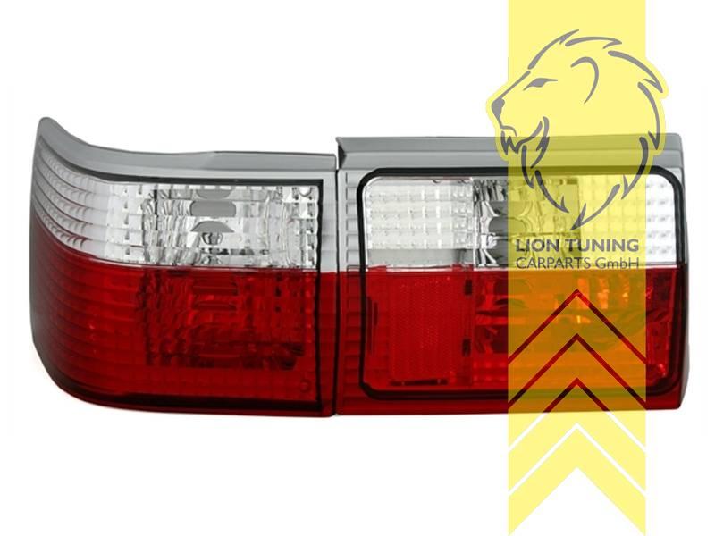 Heckleuchte links für Audi 80 B4 Limo 10//91-12//94 Rücklicht Rot Rückleuchte