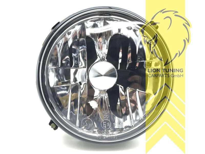 design scheinwerfer klarglas f r vw golf 1 golf 1 cabrio. Black Bedroom Furniture Sets. Home Design Ideas