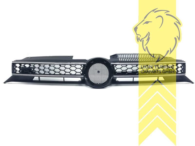 sportgrill k hlergrill f r vw golf 6 limousine variant. Black Bedroom Furniture Sets. Home Design Ideas