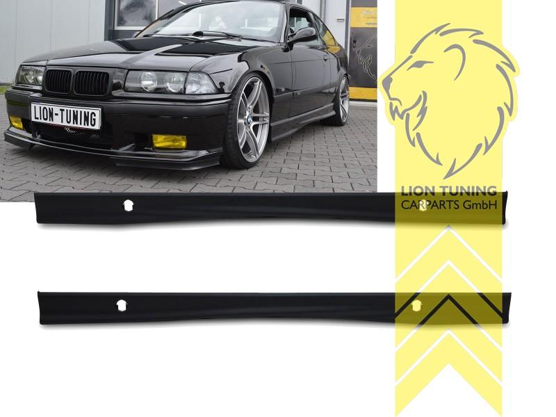 BMW E36 5x Stück Klammer für Seitenschweller Cabrio Coupe Limousine Touring 3er
