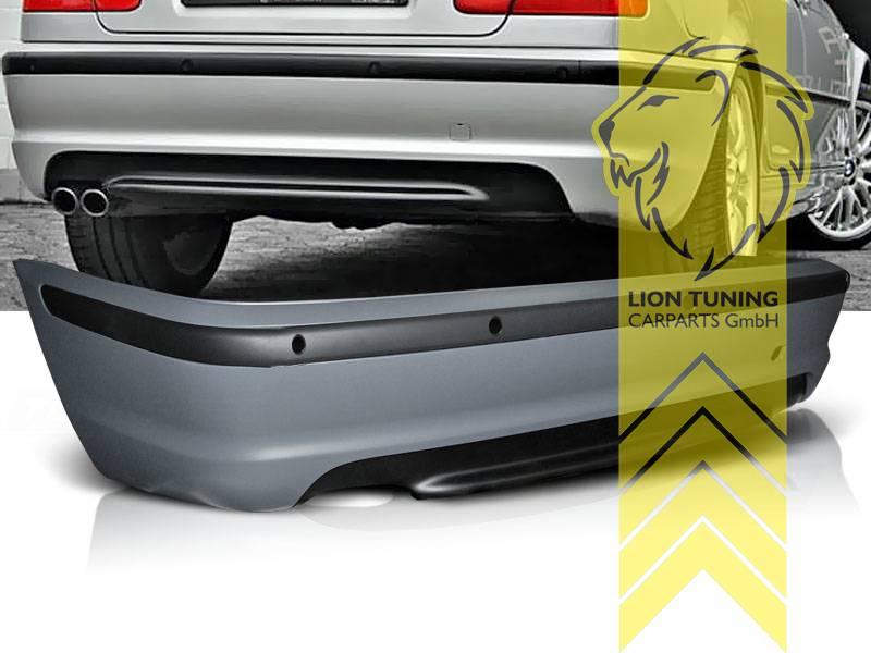 Abschlepphaken Blende f Stoßstange Hinten für BMW 3er E46