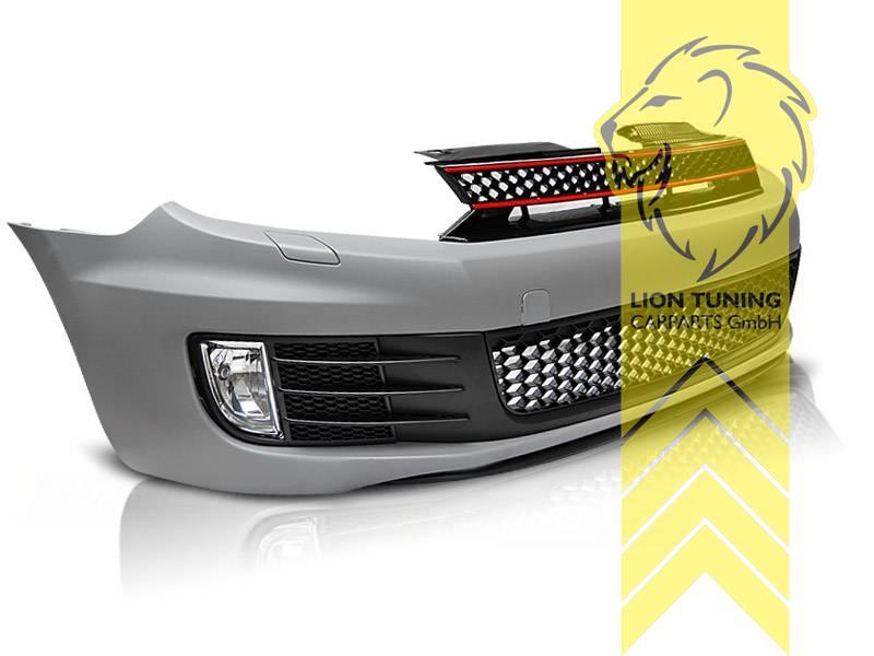 frontsto stange frontsch rze f r vw golf 6 limousine auch. Black Bedroom Furniture Sets. Home Design Ideas