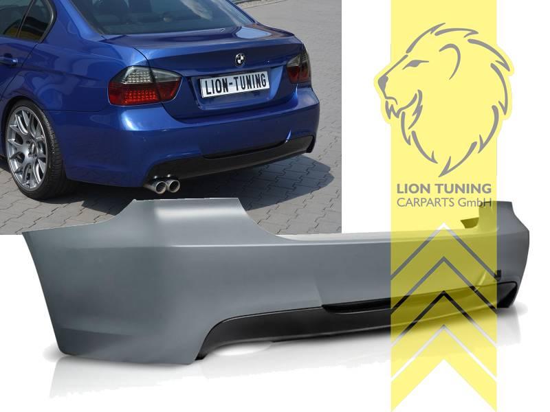 Heckstoßstange Heckschürze für BMW E91 Touring auch für M-Paket für PDC