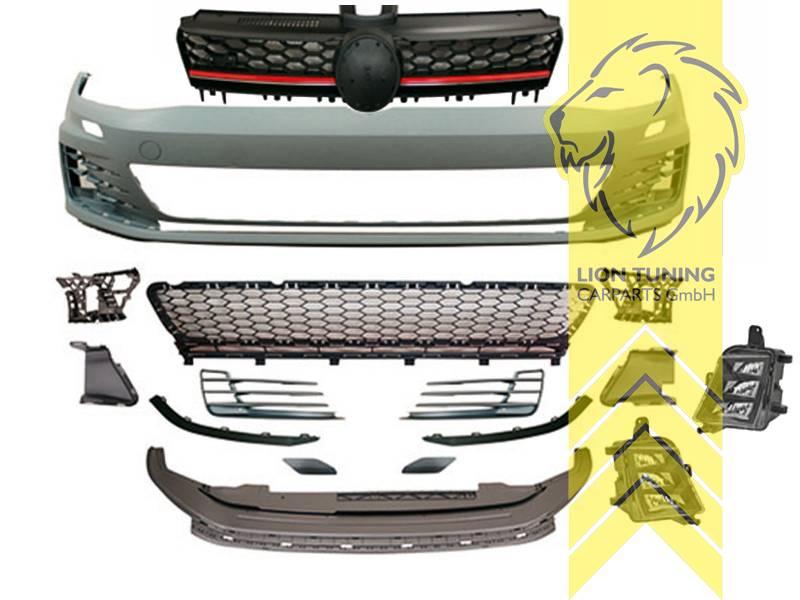 sto stangen set body kit f r vw golf 7 limousine gti optik. Black Bedroom Furniture Sets. Home Design Ideas