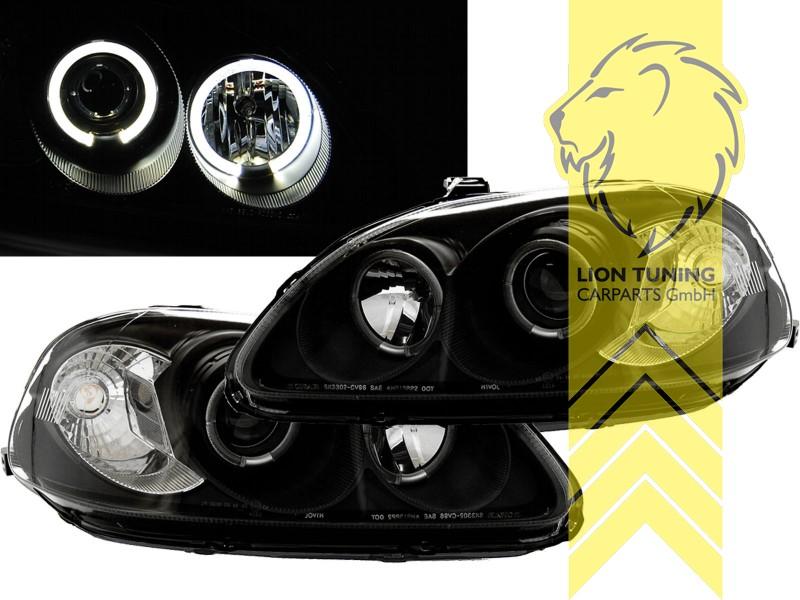 VI Coupe VI Fastback 10 x Stoßstangen Befestigung für Honda Civic VI Aerodeck
