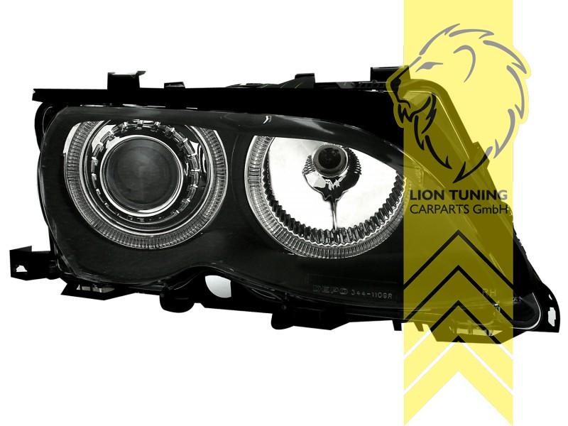 Lampen Bmw E46 : Liontuning tuningartikel für ihr auto