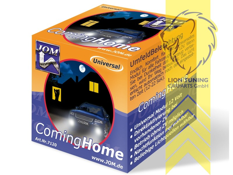 coming home leaving home modul steuerteil relais universal. Black Bedroom Furniture Sets. Home Design Ideas