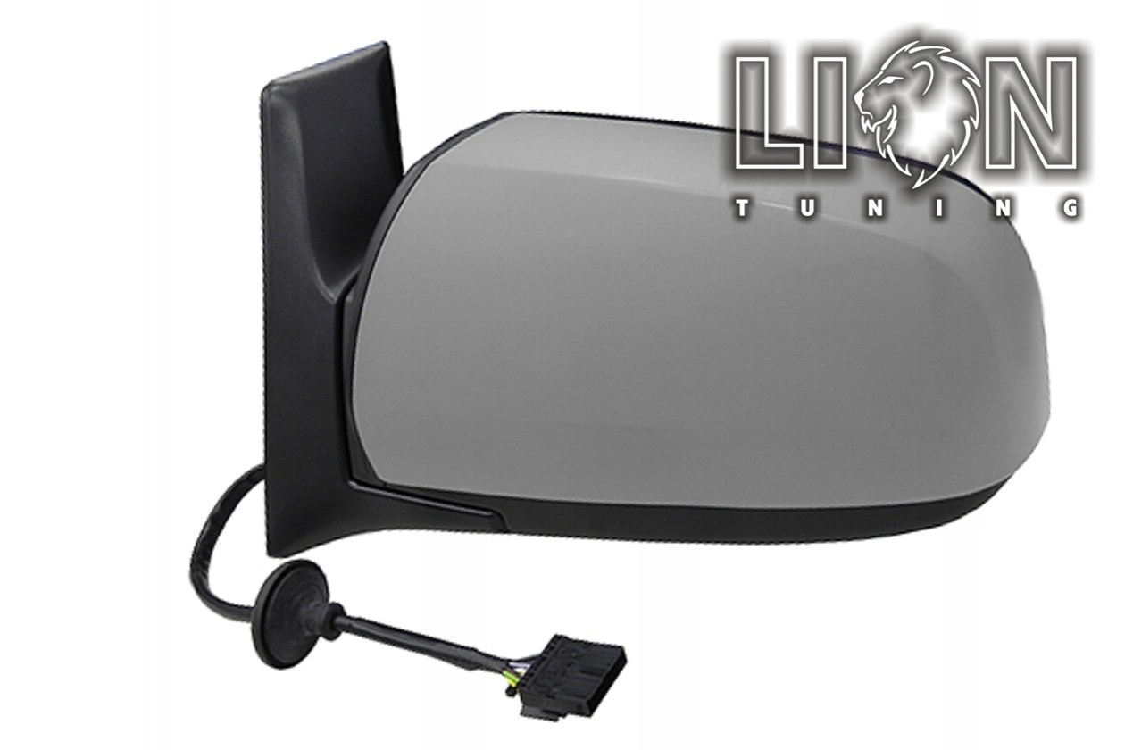spiegel au enspiegel opel zafira b links fahrerseite ebay. Black Bedroom Furniture Sets. Home Design Ideas